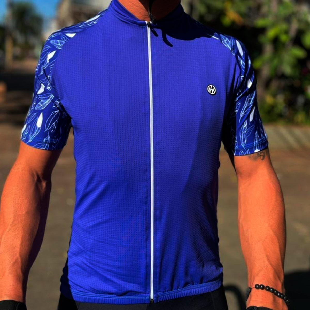 Camisa Velorock Blue Masculina