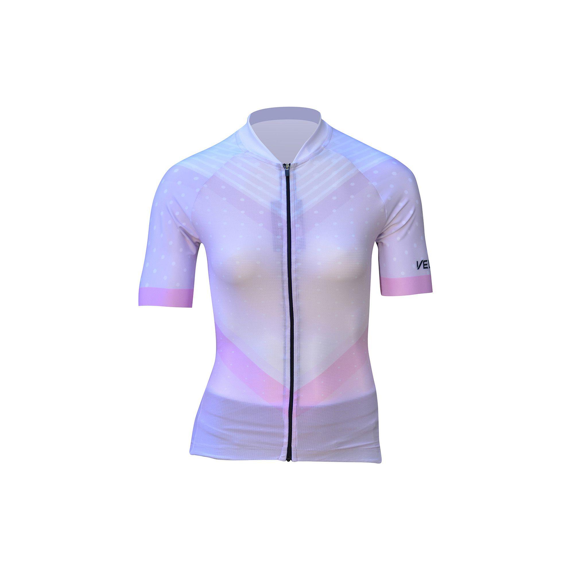 Camisa Velorock Lavanda Feminina