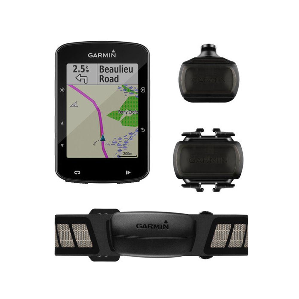 Ciclocomputador Garmin Edge 520 Plus Bundle