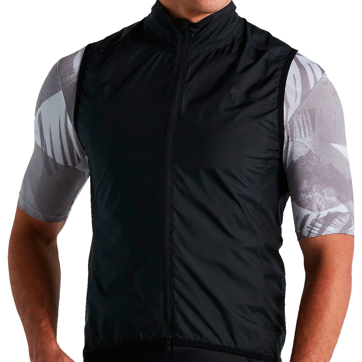 Colete Specialized Corta-Vento Gilet Race-Series