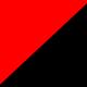 Vermelho/ Preto