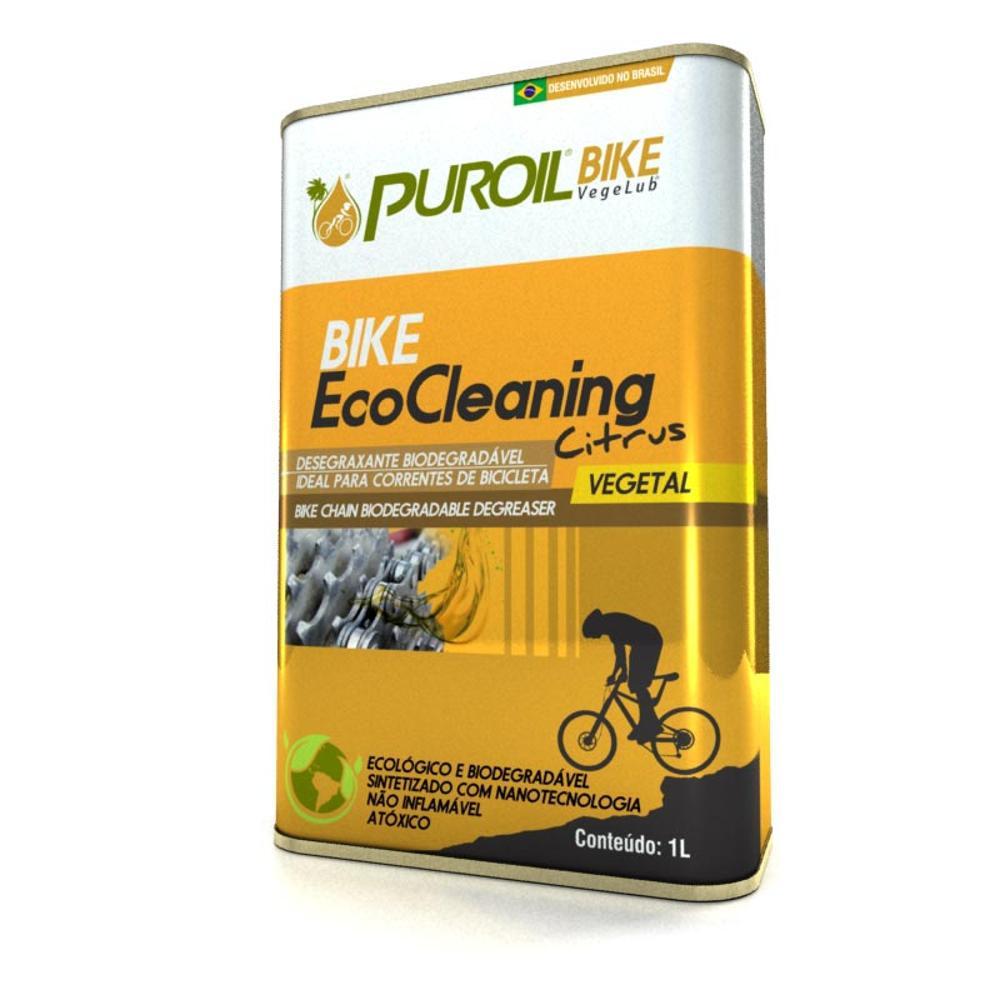 Desengraxante Puroil Bike Ecocleaning Citrus 1Litro