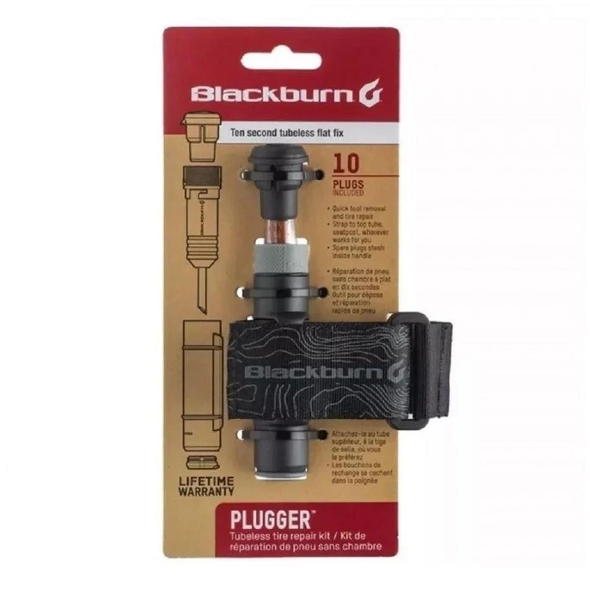 Kit de Reparo Pluge Tubeless Blackburn