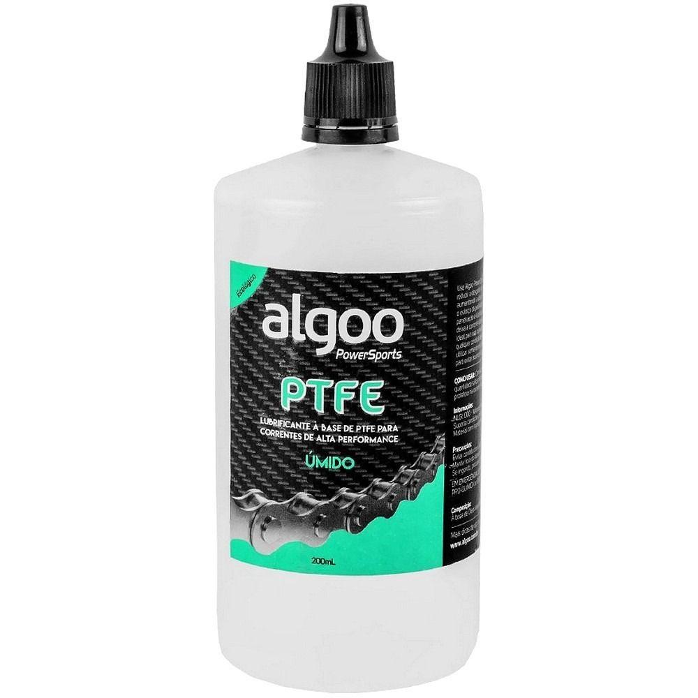 Lubrificante Algoo PTFE Úmido 200 ML