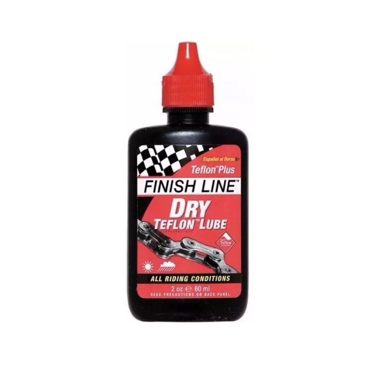 Lubrificante Finish Line 60ml (Seco)