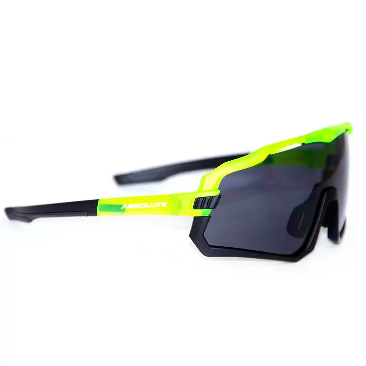 Óculos Absolute Wild Neon/Preto Lente Fume