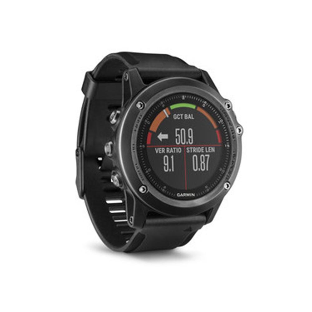 Relógio Garmin Fenix 3 Safira HR+HRM Run