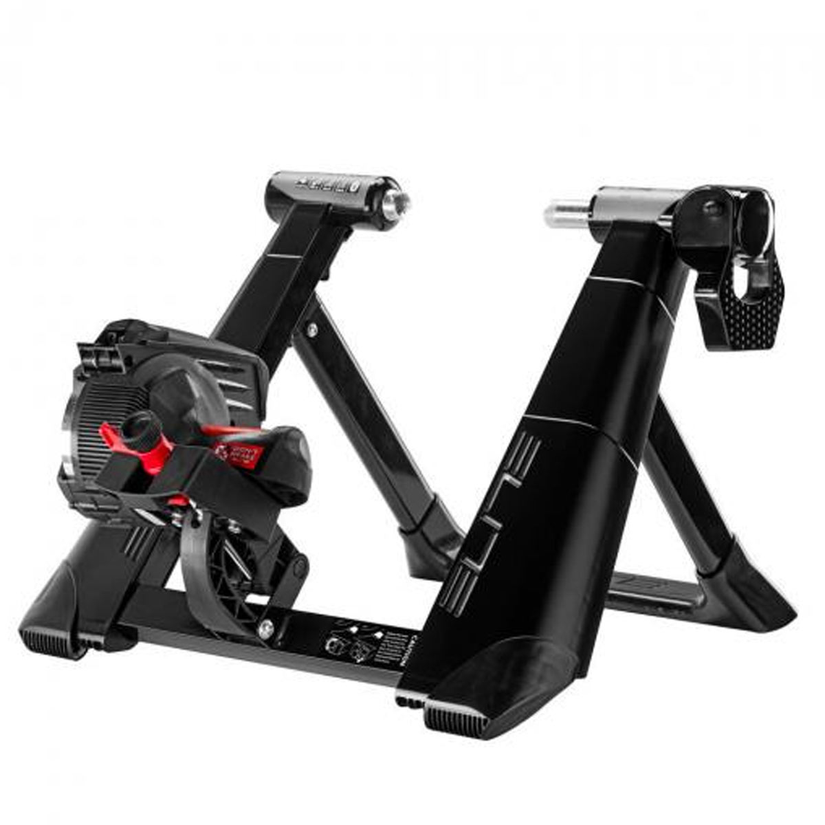 Rolo De Treino Interativo Elite Novo Smart Bike Mtb Speed