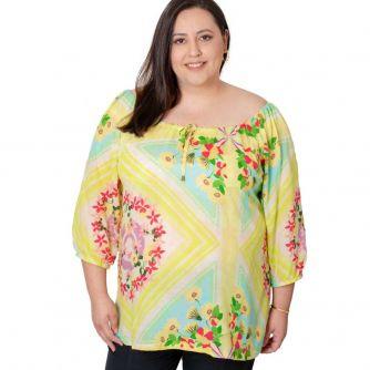 Plus Size Feminino - Compre Online  d9ea3898c01