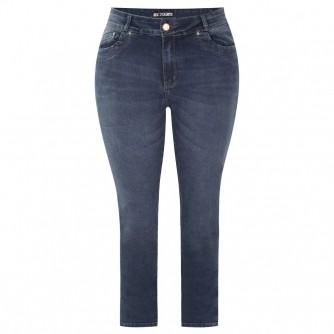 Calça Folky Jeans Plus Size Reta