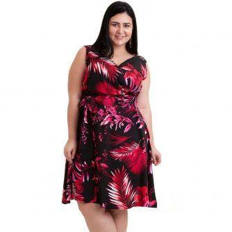 adf0916f3d14 Roupas Femininas Plus Size Feminino - Compre Online | Universo Plus