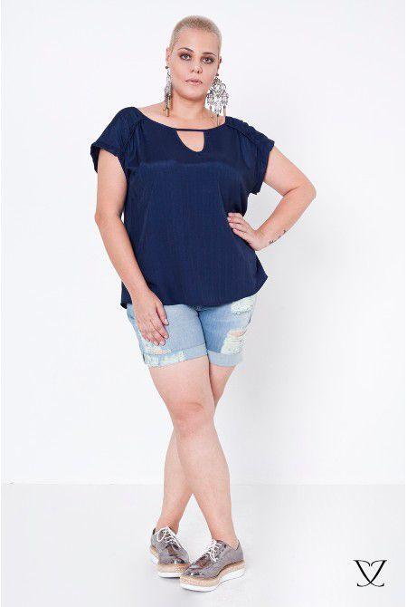 Blusa Plus Size Luna