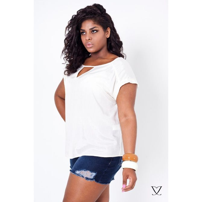 Blusa Plus Size Mila