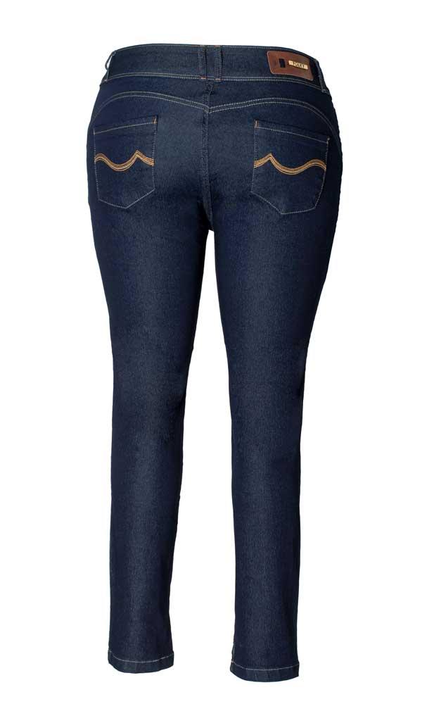 Calça Jeans Folky Plus Size