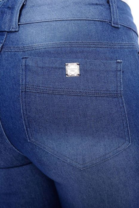 Calça Jeans Plus Size Bella