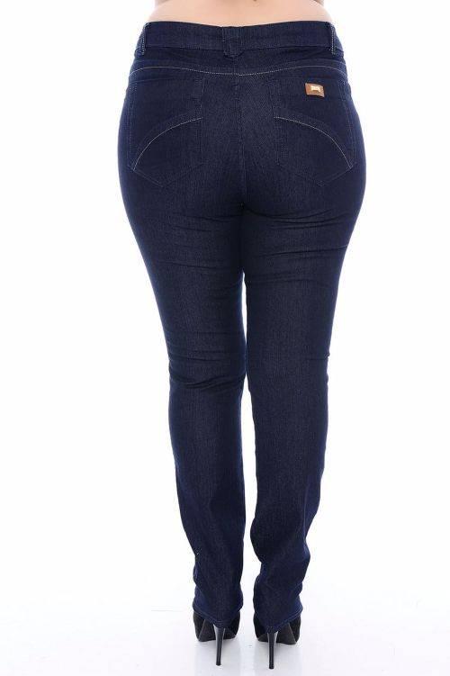 Calca Jeans Plus Size Skinny