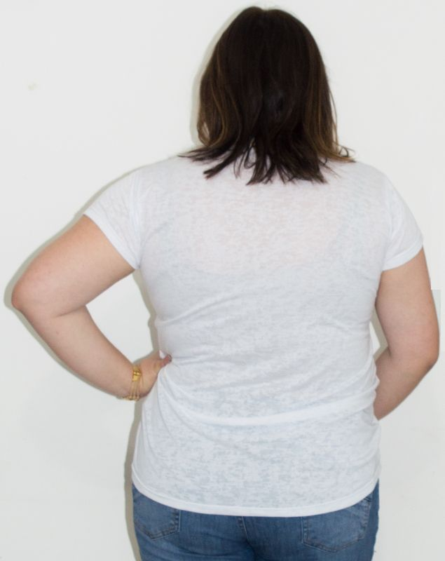 Camiseta Flame Plus Size