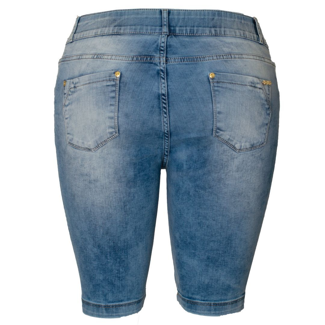 Short Jeans Plus Size Puidos