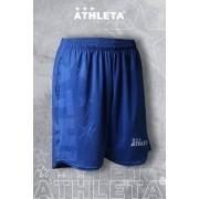 Bermudinha Linha Athleta Free 20 - Azul com Branco