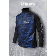 Blusa Agasalho Linha Athleta Free 20  - Azul