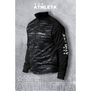 Blusa Agasalho Linha Athleta Free 20 - Cinza