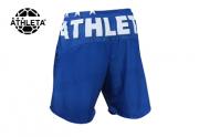 Calção Athleta SS20 Azul/Branco