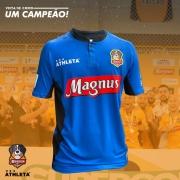 Camisa Magnus Oficial 2021 - Azul
