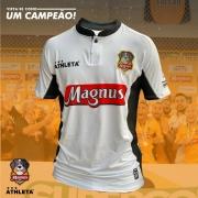 Camisa Magnus Oficial 2021 - Branco - PRÉ VENDA