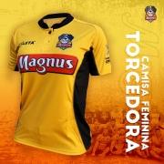 Camisa Torcedor Feminino Magnus Futsal