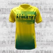 Camiseta Athleta Free Inter Coleção Amarelo/Verde