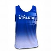 Regata ATHLETA Free - Azul com Branco