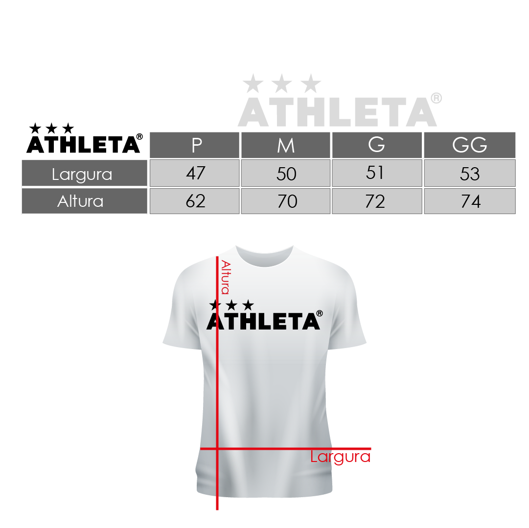 Athleta Basic - Branca