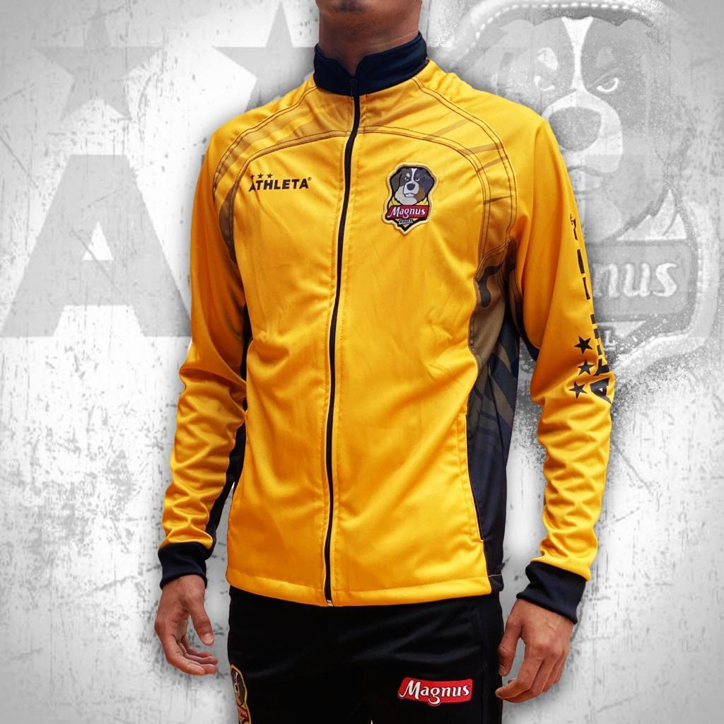 Blusa Agasalho Passeio Magnus Futsal 2021