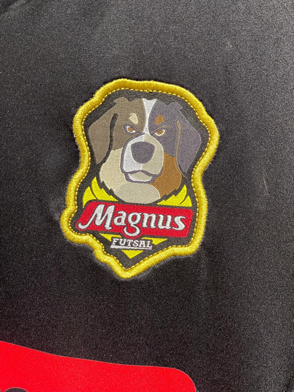 Camisa Magnus Oficial 2 2020 - Preta