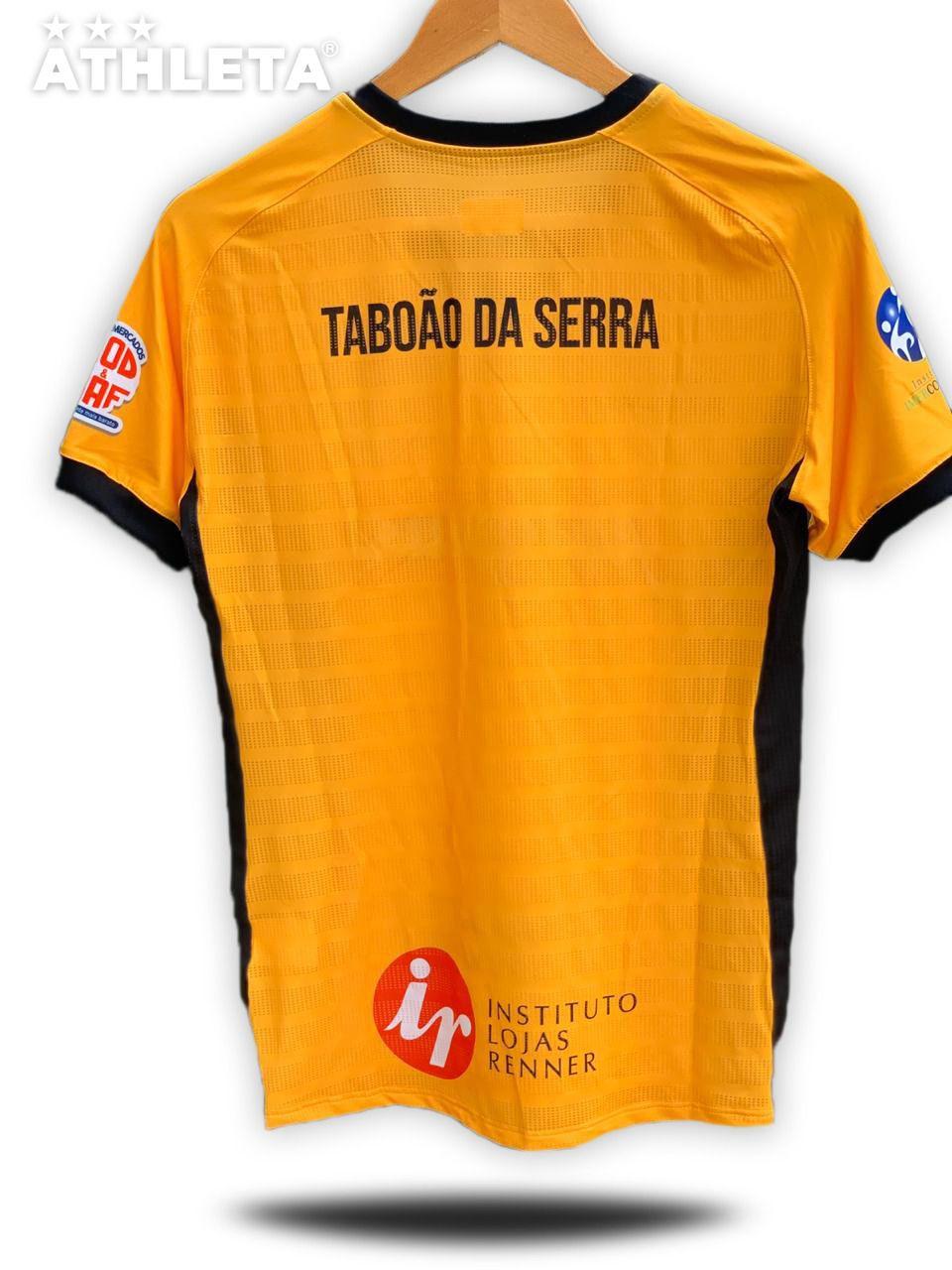 Camisa Taboão Oficial 2020
