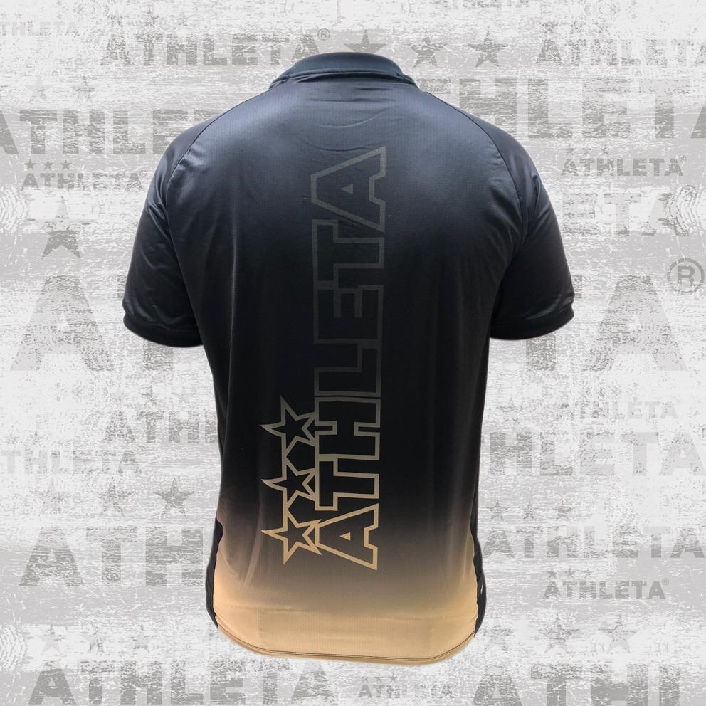 Camiseta Athleta Free Inter Coleção BLACK GOLD