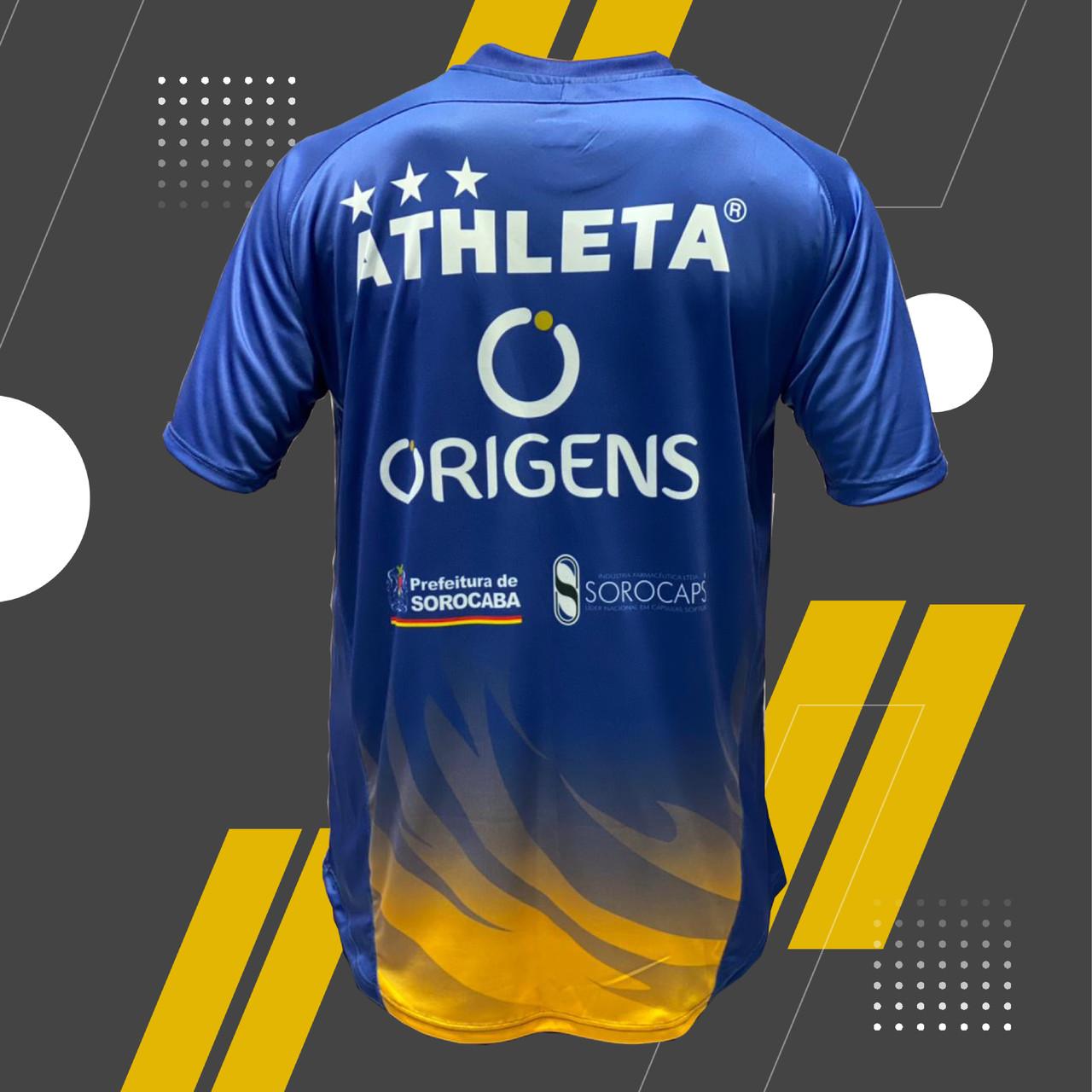Camiseta Magnus Treino Comissão 2021