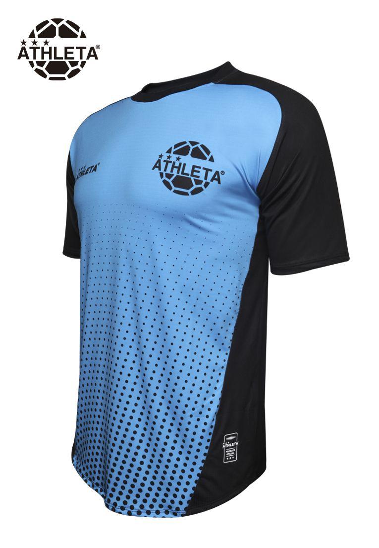 Camisa Athleta - Azul/Preta