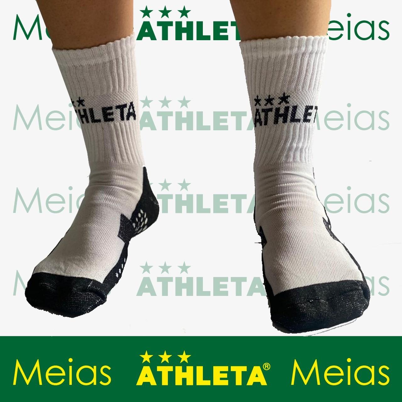 Meia Soquete Athleta