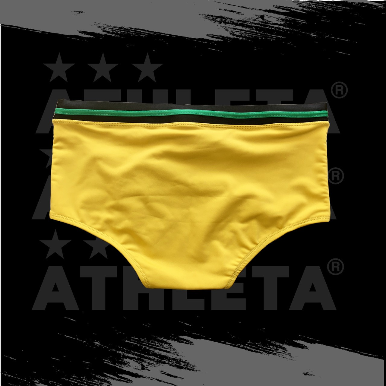 Sungas Athleta & Reis do Futevôlei - Amarela e Verde