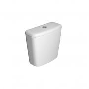 Caixa Acoplada Dual Fast/Spot/Rav/Aspen/Izy Branco Deca