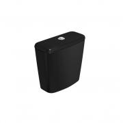 Caixa Acoplada Dual Fast/Spot/Rav/Aspen/Izy Ébano Deca