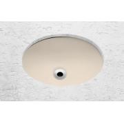 Cuba Embutir Oval 490x325mm S/Mesa S/L Pergamon Celite