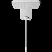 Ducha Eletrônica Quadratta Max 220V 7700W Branco Hydra