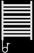 Porta Toalha Aquecido Conceito Essencial Clean 127V 100W Branco