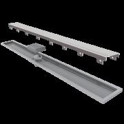 Ralo Linear Elleve Royal Tampa Inox 90cm Linear