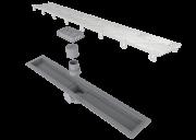 Ralo Linear Elleve Smart Sifonado Tampa Oculta 70cm Linear