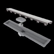 Ralo Linear Elleve Smart Tampa Inox 70cm Linear