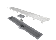 Ralo Linear Elleve Smart Tampa Oculta 60cm Linear