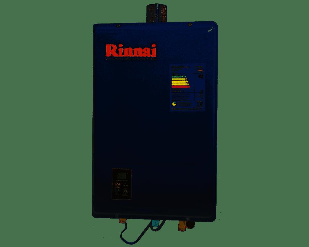 Aquecedor Eletronico 22,5L Bivolt Rinnai